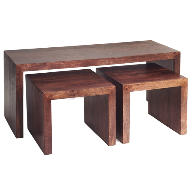 Dakota Mango Coffee Table