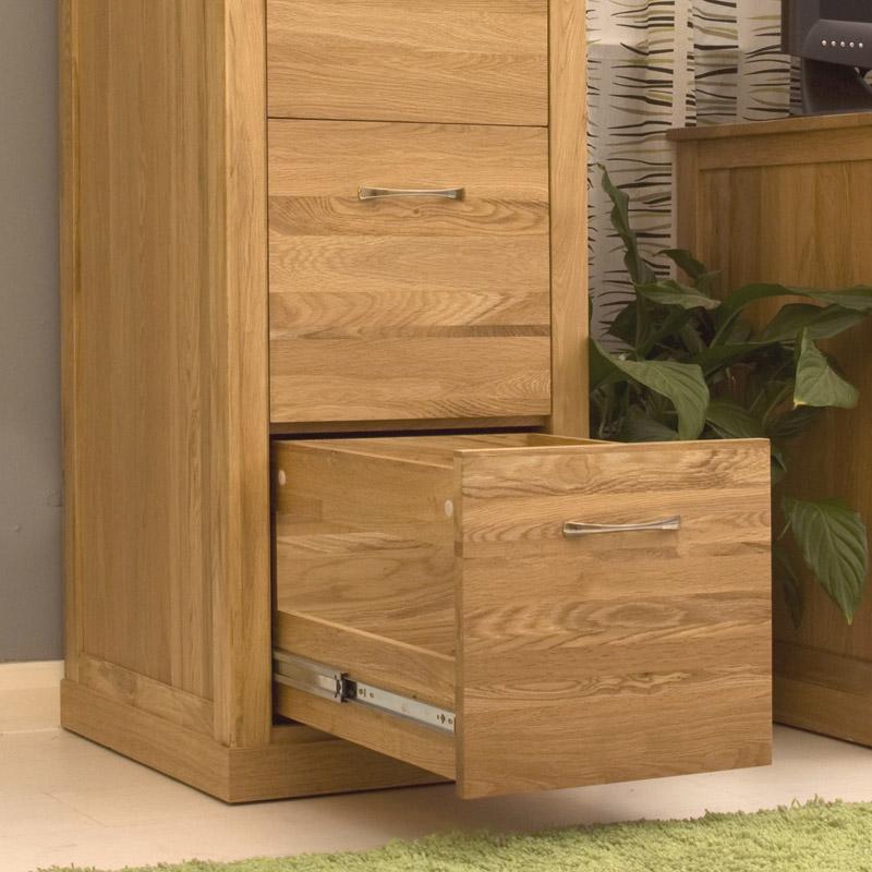 Mobel oak filing cabinet - Furnitive mobel ...