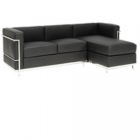 le corbusier lc2 chaise sofa. Black Bedroom Furniture Sets. Home Design Ideas