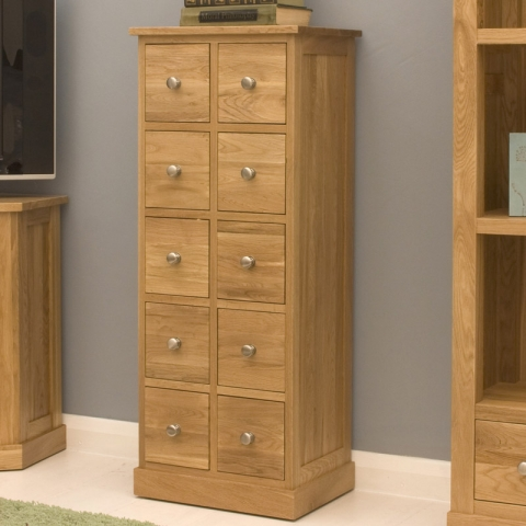 Mobel oak chest of drawers for Mobel asia style