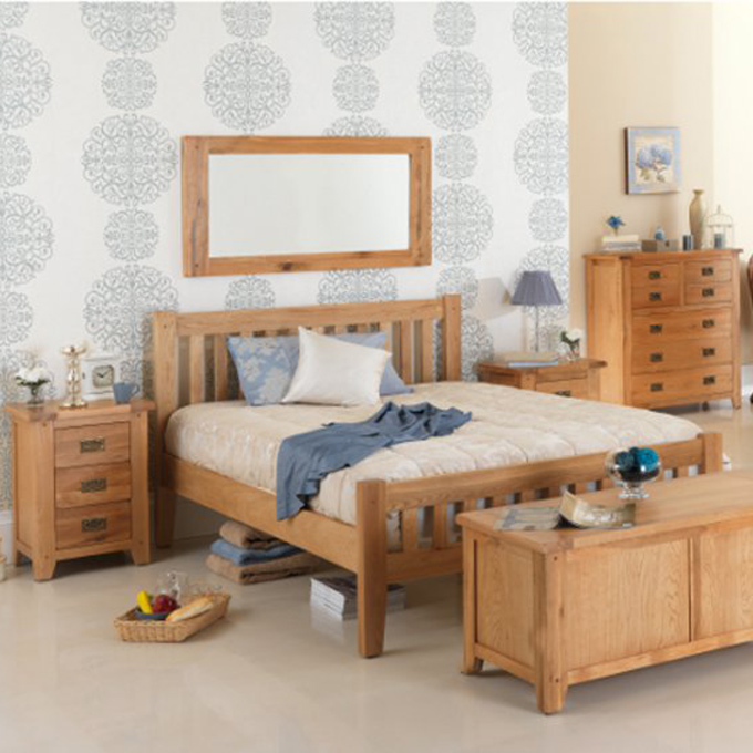 wholesale cherbourg oak bedroom furniture