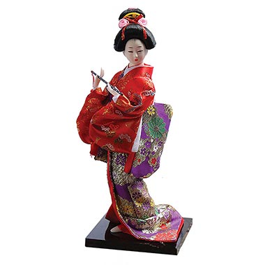 Collectable Oriental Dolls