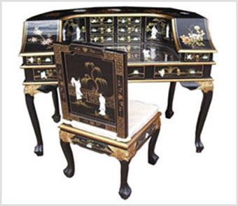 Chinese Lacquer Furniture
