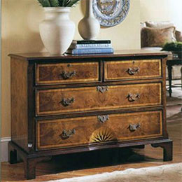 Traditional Walnut Furniture