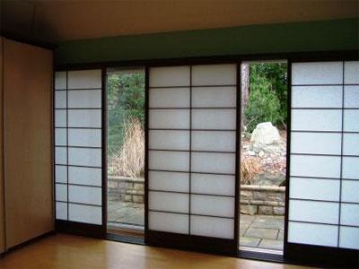 Bespoke Japanese Shoji Design | Asia Dragon
