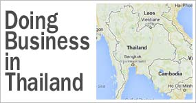 Business in Thailand