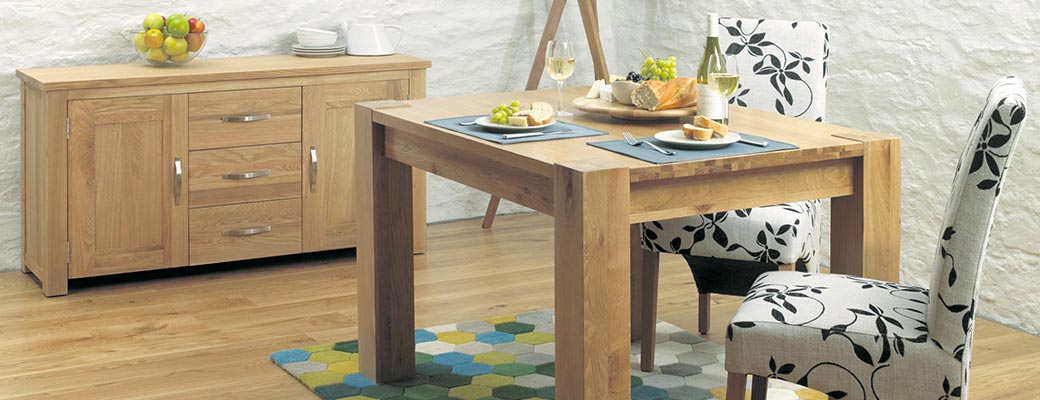 Aston Oak Furniture