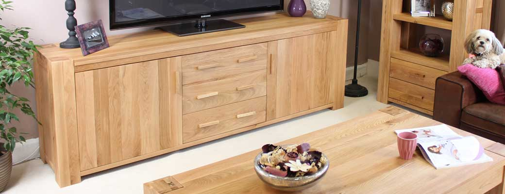 Atlas Solid Oak Furniture