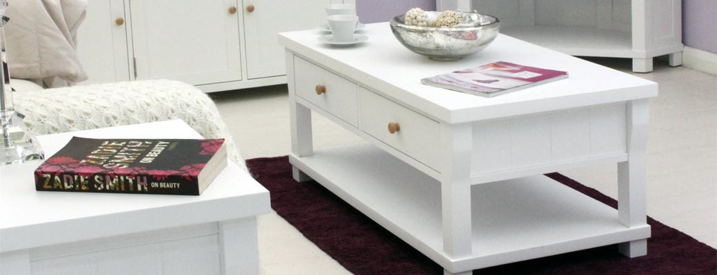 Hampton White Furniture