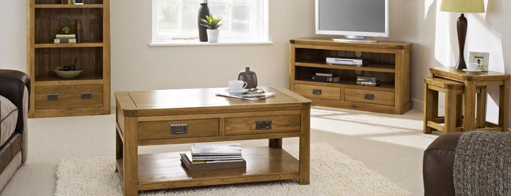 Knightsbridge Oak Furniture