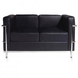 Le Corbusier LC2 2 Seater Sofa