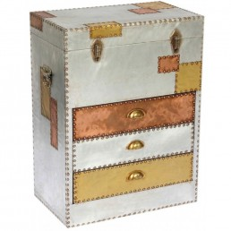 Aluminium Copper Chest