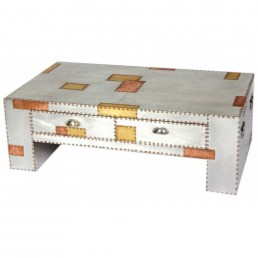 Aluminium Copper Table