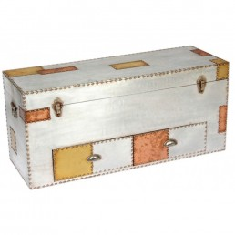 Aluminium Copper Chest Long