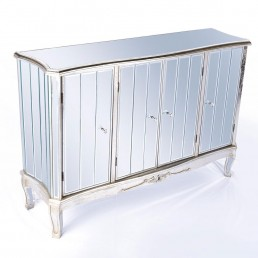 Annabelle French Mirror Sideboard