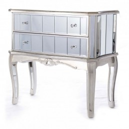 Annabelle French Mirror Chest