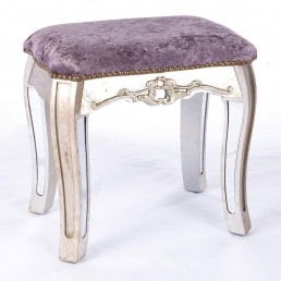 Annabelle French Mirror Stool