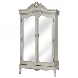 Annabelle French Mirror Wardrobe