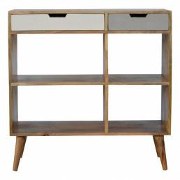 Artisan 2 Drawers Bookcase
