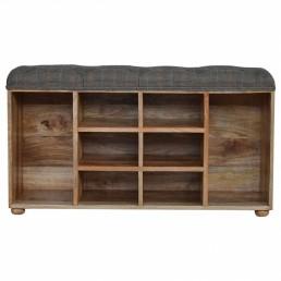 Artisan Shoe Cabinet 6 Shelves