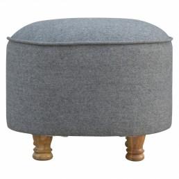 Artisan Oval Footstool