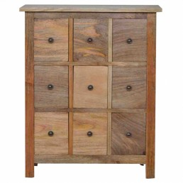 Artisan 9 Drawer Chest
