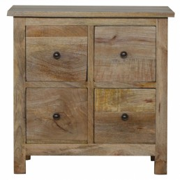 Artisan 4 Drawer CD Cabinet