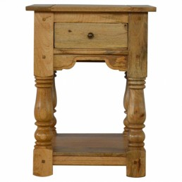 Artisan Country Bedside Table