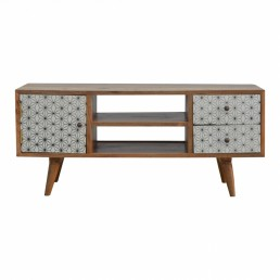 Artisan 2 Drawer Media Unit