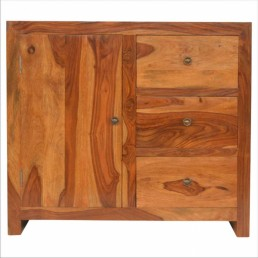 Artisan 3 Drawer 1 Door Sideboard