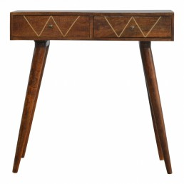 Artisan 2 Drawer Console Table