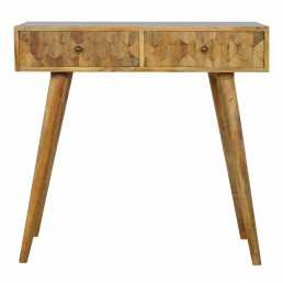 Artisan 2 Drawer Writing Desk