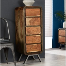 Aspen Chest of Drawers Tall