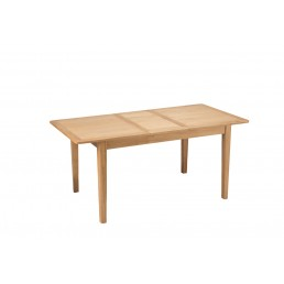 Björn Oak Extended Dining Table