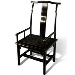 Qing Curved Official's Armchair