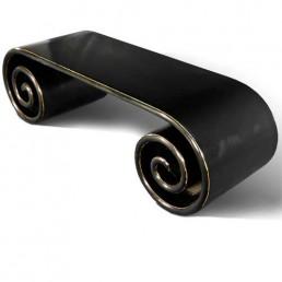 Qing Roll Leg Table