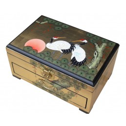 Chinese Jewellery Box