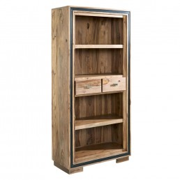 Castalla Sheesham Large Bookcase