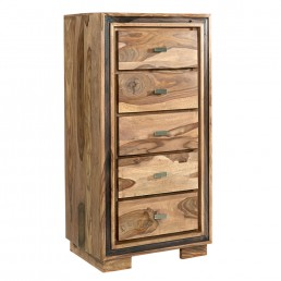 Castalla Sheesham Chest Of Drawers