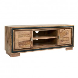 Castalla Sheesham Media Cabinet