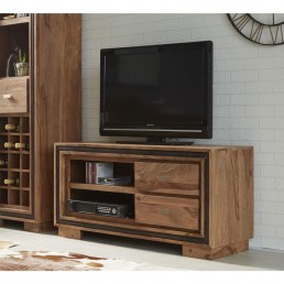 Castalla Sheesham TV Video Cabinet
