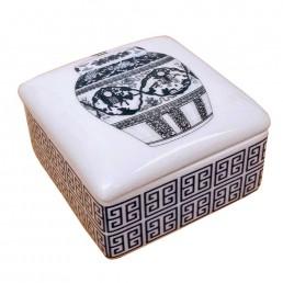 Chinese Porcelain Trinket Box