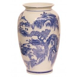 Chinese Vase Willow