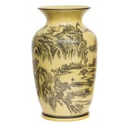 Chinese Vase Landscape