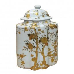 Chinese Golden Stem Jar