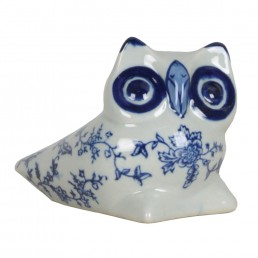 Chinese Porcelain Owl