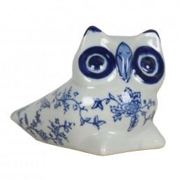 Chinese Porcelain Owl