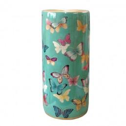 Chinese Butterflies Umbrella Stand