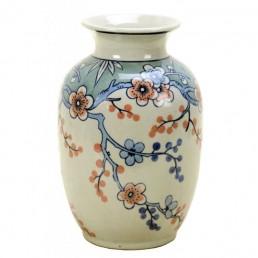 Chinese Weeping Plum Vase