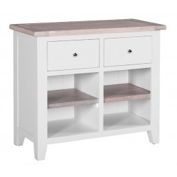 Chalk Grey Oak Buffet
